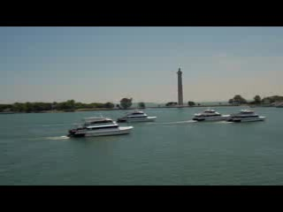 Port Clinton, OH: This summer on the Jet Express