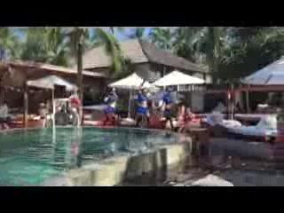 Nikki Beach Resort Koh Samui: Nikki Beach Koh Samui  Sunday Experiene