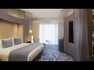W Doha Hotel & Residences: Spectacular room at W Doha