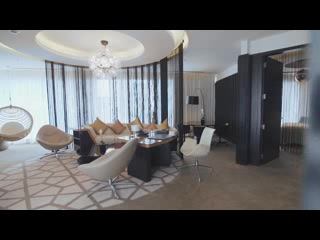 W Doha Hotel & Residences: W Suite at W Doha