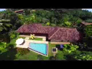 Cocoon Resort & Villas Ariel View