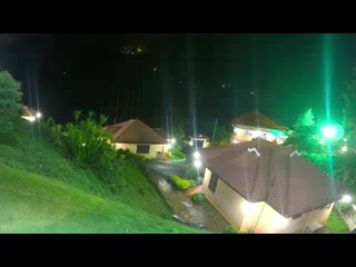 Aaranyaka resorts Night time lapse video