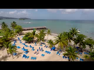 Romance Video - St. James's Club Morgan Bay, St. Lucia