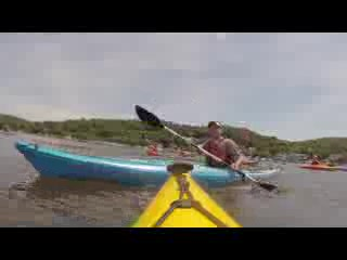 Canoeing southampton