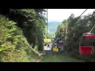 Mt. Takao Chairlift: 高尾山の復路をリフトで!