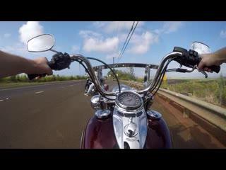 Kapaa, HI: Riding with Randy
