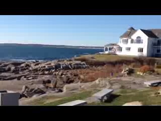 Cape Neddick Nubble Lighthouse: Gorgeous day