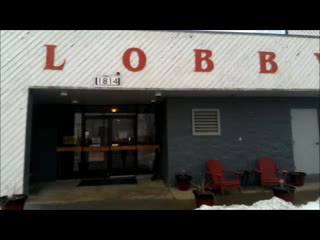Wainwright, Canada: Lobby: Plains West Motor Inn
