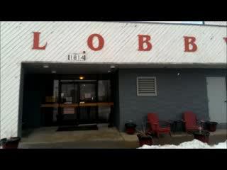 Wainwright, Canadá: Lobby: Plains West Motor Inn