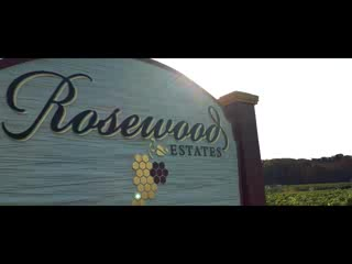 Beamsville, Canadá: Rosewood Estates Winery