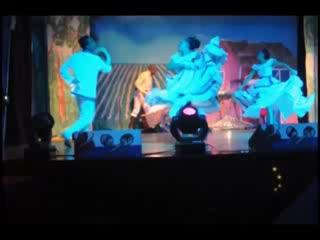 Iberostar Grand Hotel Bavaro: Dominican Show