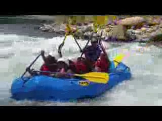 Manuel Antonio, Costa Rica: Whitewater rafting! On the Savegre River!
