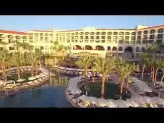 Hilton Los Cabos Beach & Golf Resort: Hilton Los Cabos Aerial Tour