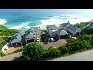 ‪‪Brenton On The Rocks Guesthouse‬: Brenton On Rocks Aerial Footage‬