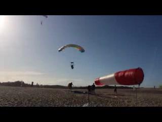 Caloundra, Australia: Landing on Currimundi Beach