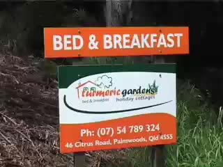 Palmwoods, Australien: Turmeric Gardens Holiday Cottages