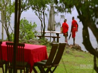 Mara Siria Camp: Mara Siria Tented Camp - Masai Mara
