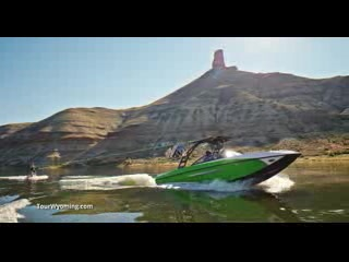 Sweetwater County, WY : Explore the Flaming Gorge. Fishing, Boating, Wakeboardimg. Hiking, Biking and more.