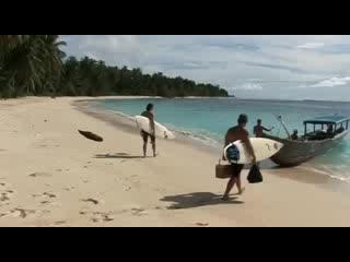 Ментавайские острова, Индонезия: Activities at WavePark Resort Mentawai
