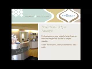 Bridal Salon & Spa Packages