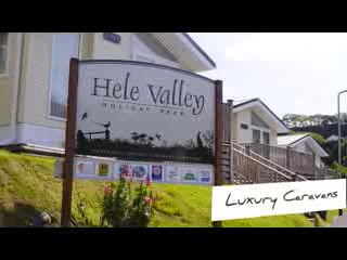 Hele Valley Holiday Park: Luxury Caravans
