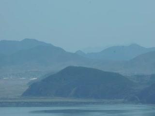 إنشيون, كوريا الجنوبية: 北朝鮮 遠景(江華島平和展望台より)