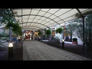 Hotel Excelsior: Giardino