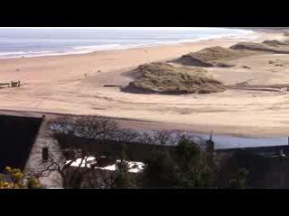 East Beach Lossiemouth