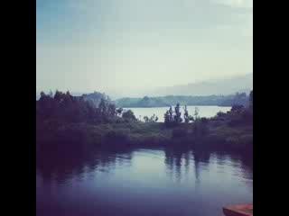 Kibuye, Rwanda: View from Room 2