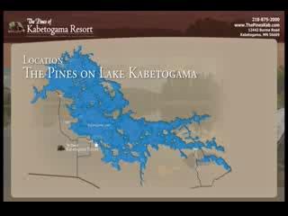 The Pines of Kabetogama Resort slideshow
