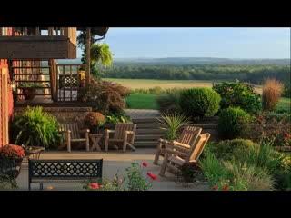 Pleasanton, KS: Cedar Crest Lodge - An Award Winning Kansas Bed and Breakfast
