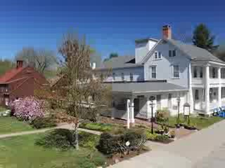 Historic Massachusetts Bed and Breakfast : Deerfield Inn