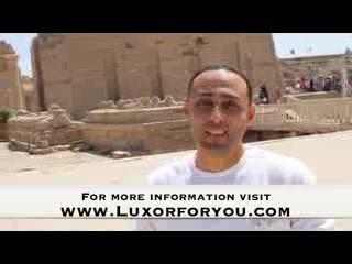 Louxor, Égypte : Welcome to Luxor