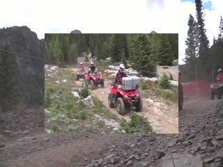 ATV Tours - Banff, Canmore,Alberta and Panorama, BC