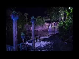 Mena Creek, أستراليا: Paronella Park by Starlight...