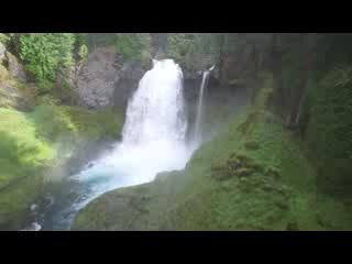 McKenzie Bridge, Oregon: McKenzie River Oregon Waterfalls