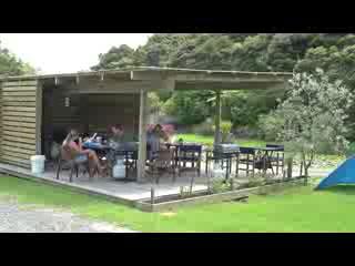 Bay of Islands Campervan and Caravan Park: Bay of Islands Campervan Park