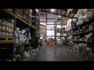 Ironwood, MI: Stormy Kromer Factory Tour