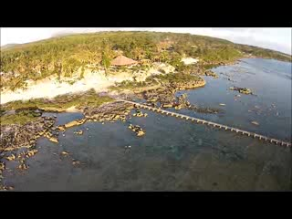 White Grass Ocean Resort & Spa: Fly Over White Grass Ocean Resort