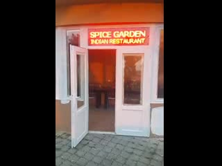 Spice Garden Batumi, Indian Restaurant: Spice Garden Indian Restaurant View