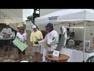 Goodland, FL: Tarpon Tournament Winner