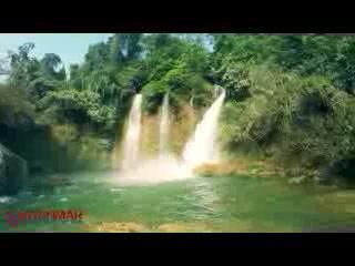 Lashio, ميانمار: Dark Horse Falls - 360 of the Surge
