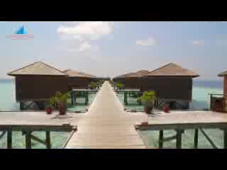 Beautiful Vilamendhoo - A kaleidoscope of Vilamendhoo Island Resort