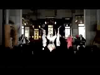 Wajima, ญี่ปุ่น: キリコ会館の御陣乗太鼓