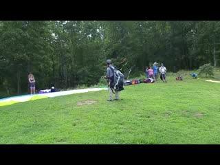 Dunlap, TN: solo launching