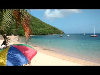 Rodney Bay, St. Lucia: Video from the resort