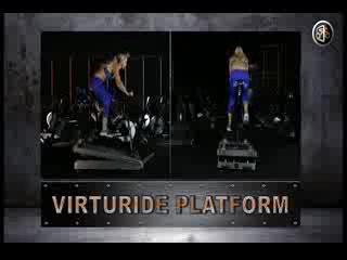 North Miami Beach, Flórida: VirtuRide - The Future of Indoor Cycling!
