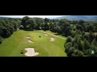 Aerial View of Beaufort Golf Club