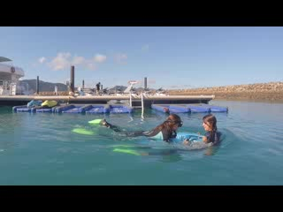 Hayman Island, Australië: Super fun Seabob Safari