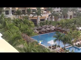 Iberostar Grand Hotel Rose Hall : View from Balcony